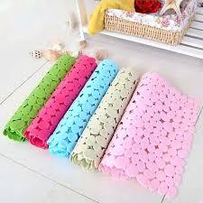 soft non slip bath mats pebble shower anti bathroom carpet toilet curved mat john lewis