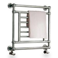 towel warmer. Myson Salmon Hydronic Towel Warmer