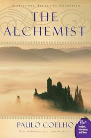 the alchemist paulo coelho  cover image alchemist the