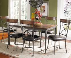 wood metal dining table. Wood And Metal Dining Table Sets Lovely Beautiful Room Lighting In Particular K