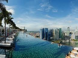 infinity pool singapore edge. Rooftop Pool In Singapore, Marina Bay Sands Infinity Singapore Edge