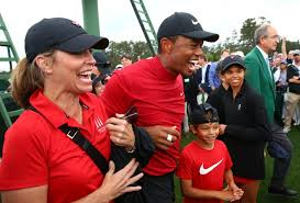 Most people now are curious to know where tiger's daughter, sam alexis woods is, currently, and. Tiger Woods Masters Win A Victory For Anybody With Flaws
