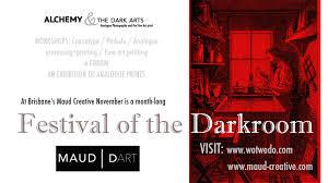 Flyer Header Maud Festival Of Darkroom Flyer Header 1000 Wotwedo