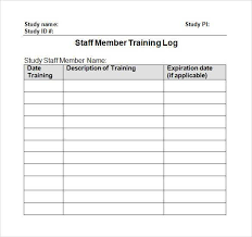 Excel Spreadsheet Templates For Tracking Training Excel Spreadsheet To Track Employee Training Lovely Excel Work Log