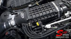 Magna Charger TVS-2300 Corvette C5 Supercharged LS1 Built Engine ...