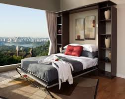 diy wall bed ikea.  Diy Murphy Bed Diy Ikea Intended For IKEA Prepare 11 With Wall D