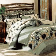 black bear ez bed set twin rustic