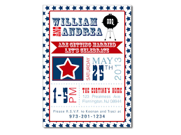 patriotic invitations templates patriotic wedding invitations patriotic wedding invitations using an