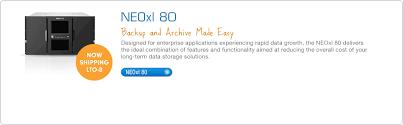 Overland Storage NEO Series - Tape Libraries - Enterprise ...
