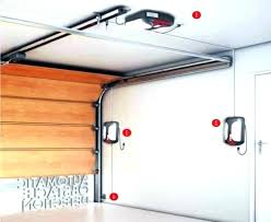 zero clearance garage door opener zero clearance garage door opener low profile garage door opener low
