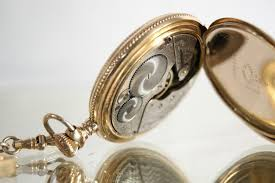 elgin men s 14kt gold pocket watch kehoe estate gold fob image 7 elgin men s 14kt gold pocket watch kehoe estate gold fob