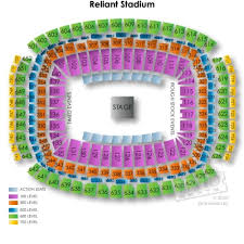 Stock Show Rodeo Seating Chart Houston Livestock Show And Rodeo Concerts Begin March 4th