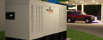 generac home generators. Automatic Generator At A Gas Station Generac Home Generators