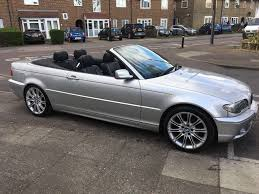 BMW 3 Series bmw 3 series convertible : BMW 3 Series Convertible (2004 Plate) | in Sidcup, London | Gumtree
