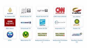 tv networks. african tv networks tv