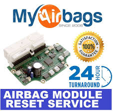 details about fits mitsubishi srs airbag puter module reset service restraint control