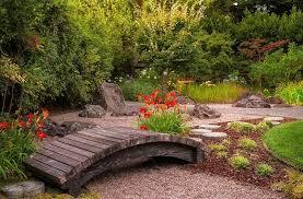 Small Picture Small Garden Bridge Design A Small Garden Bridge For Your
