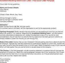Cover Letter  Writing Investment Banking Cover Letter Sample     happytom co     Internship Cover Letter By Email Internship Cover Letter Sample Investment Bank Investment Bank Cover Investment Bank