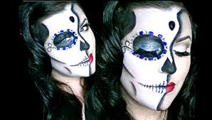 sugar skull makeup tutorial nyx face awards 2016 entry round 1 you