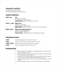 Resume Template Images Resume Template For Internship Resume ...