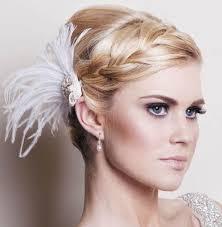 Svatební účes Pro Krátké Vlasy Máte Nápad ú