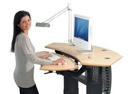 how to properly use a standing desk