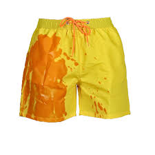 <b>Color Changing Beach</b> Pants Temperature Sensitive Shorts <b>Men</b> ...