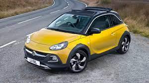 Vauxhall Adam Rocks Review   CAR Magazine