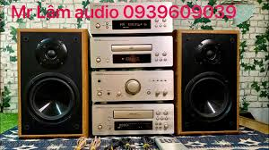 Dàn DENON F07 Đẹp Mới98% , Đủ phụ kiện Zin, Chất âm chuyên  nghiệp(LH:0939609039) - YouTube