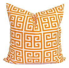 orange accent pillows. Kids Toys ORANGE Pillows, Orange Pillow Cover, Decorative Pillow, Throw Accent All Sizes, Euro, Pillows
