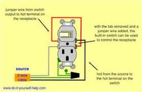 how to wire a receptacle from light fixture images light fixture switch receptacle fixture diy forums
