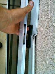 repair sliding screen door frame saudireiki