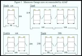 garage doors sizes available