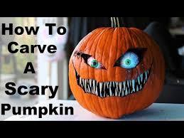 10 Awesome <b>Halloween Pumpkin</b> Carving Ideas - YouTube