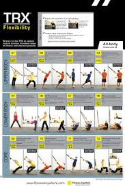 Printable Trx Exercise Chart Trx Exercise Chart Pdf Best Picture Of Chart Anyimage Org
