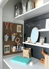 closet office space. Closet Office Space Making An Organized Craft Convert Into E