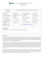 Kenya Road Design Manual Part Ii Pdf Dcp Design Method For Low Volume Roads In The Drc