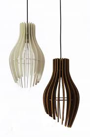 wood pendant light impressive stripes pendant light wood lamp pendant lighting plywood hanging