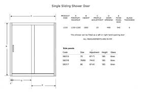 3 panel sliding glass door dimensions standard french sizes