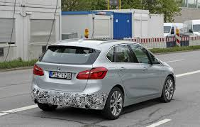 Coupe Series bmw 2 series active tourer : 2018 BMW 2 Series Active Tourer Spied With Cool New Headlights ...