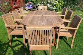 how to choose outdoor wood furniture for wooden tables decorations sets garden co in design 9 round wood patio table outdoor