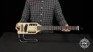 Traveler Guitar Ultra Light Electric Guitar Traveler Guitar Ultra Light Electric Unboxing