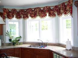 Living Room Curtain For Bay Windows Bay Window Curtain Ideas In Kitchen Short Shag Carpet On White