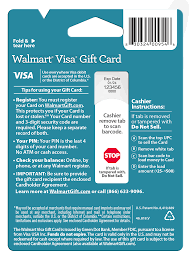 what to do if your walmart gift card scam is lost or stolen