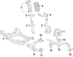 Genuine lexus strut lex 4851080629