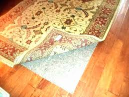 what are the best rug pads for hardwood floors beautiful area rug pads felt rug pads