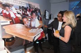 k i n d kids in need of desks exhibit photo credit kristina bowman