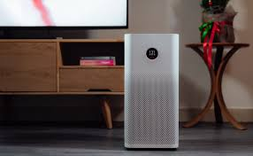 Máy lọc không khí Xiaomi Mi Air Purifier Gen 3H Khử Mùi / Lọc Khí Độc /  Hãng Phân Phối
