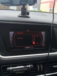 Audi Q5 Oil Light 2010 Q5 3 2 Oil Level Low After Oil Change Service