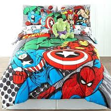 superhero comforter set superhero bedding queen marvel bedding set comics avengers twin full reversible comforter superhero comforter set